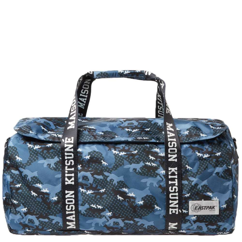 Photo: Maison Kitsune x Eastpak Perce Duffle Bag