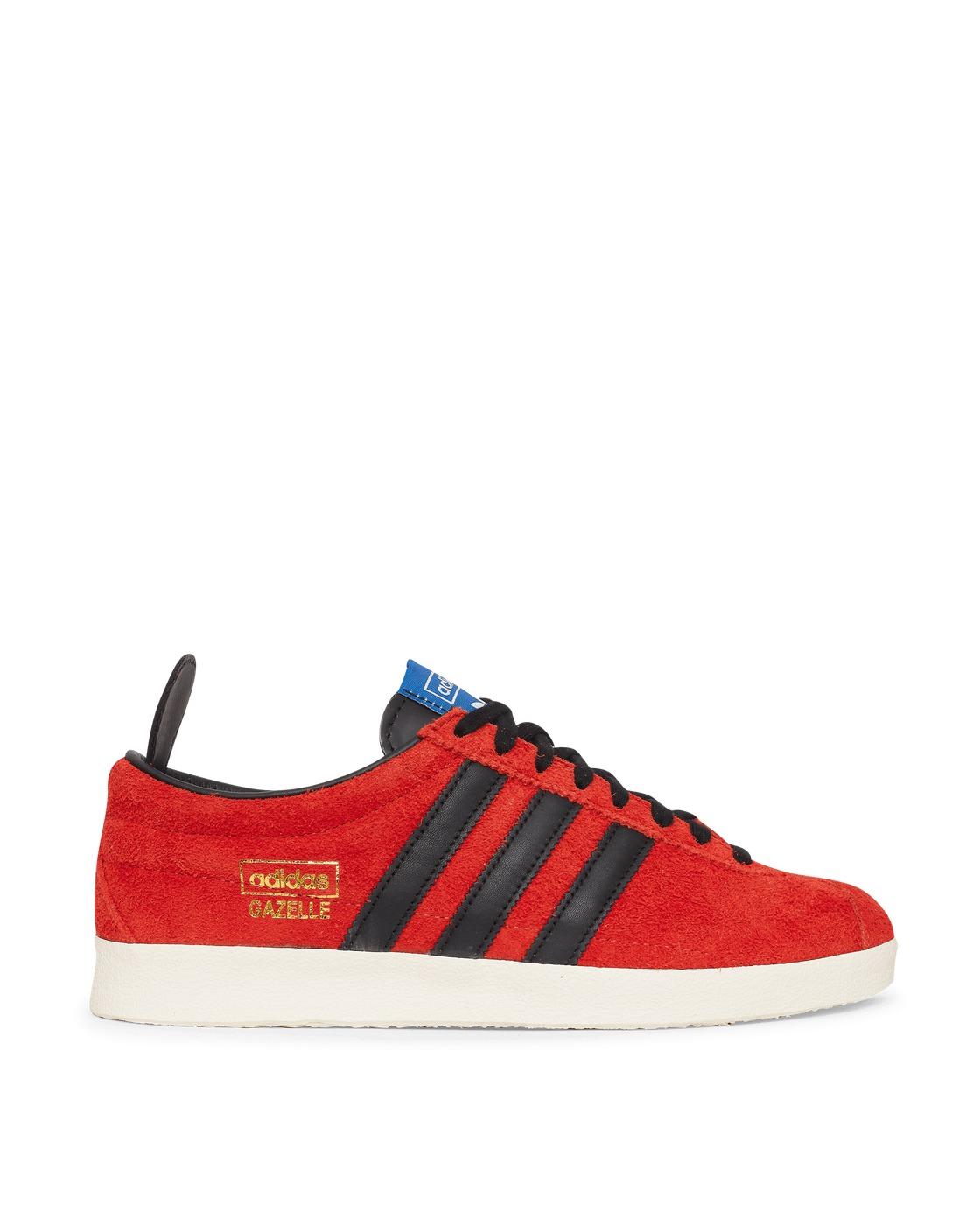Adidas Originals Gazelle Vintage Sneakers True Orange/Core Black