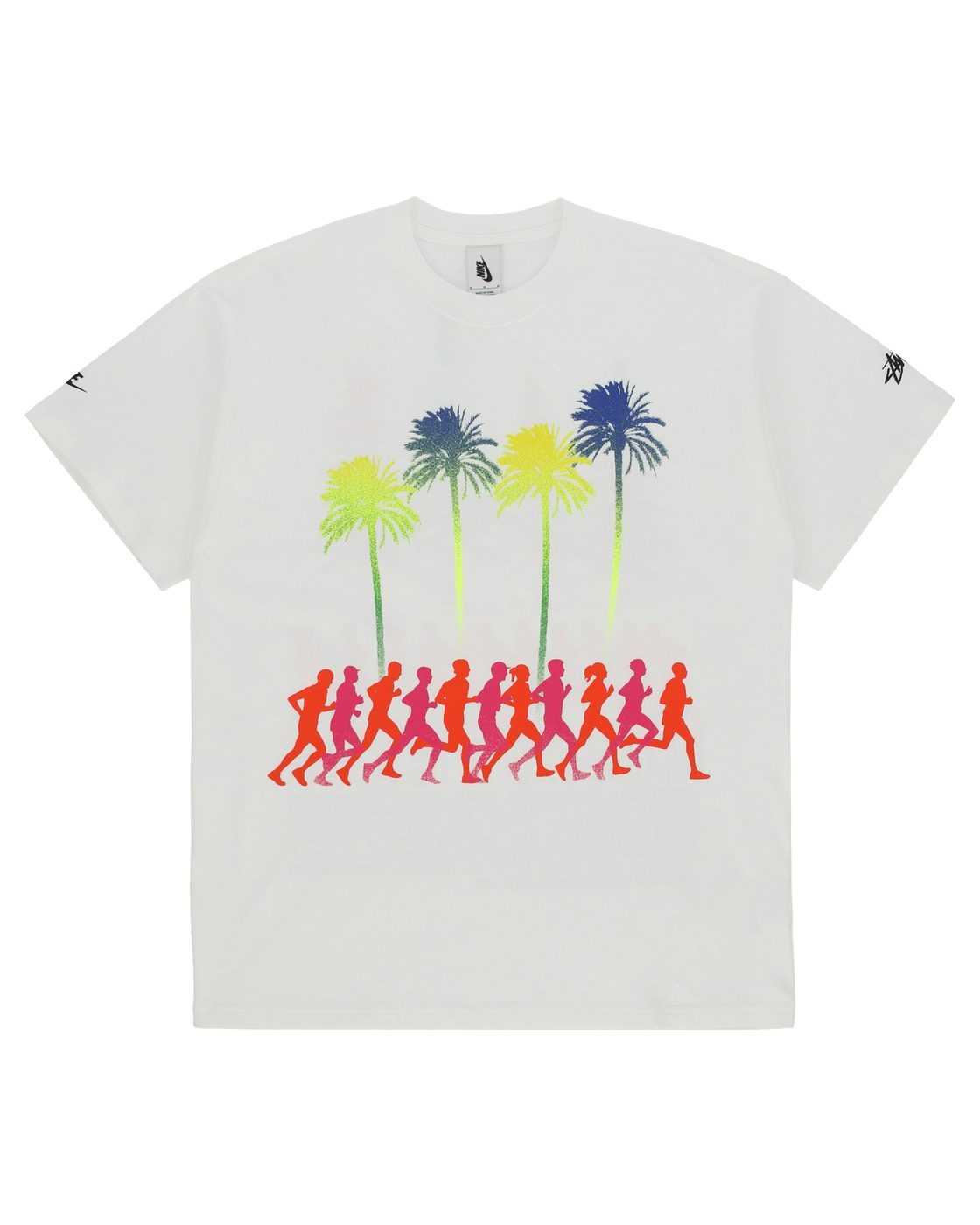 Nike Special Project Stussy T Shirt White