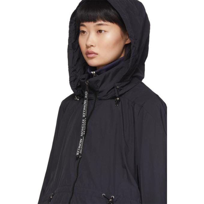 Moncler Black Lime Jacket