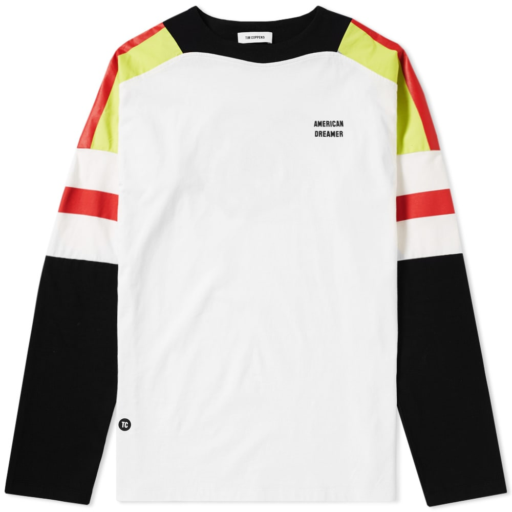 Photo: Tim Coppens American Dreamer Moto Long Sleeve Tee