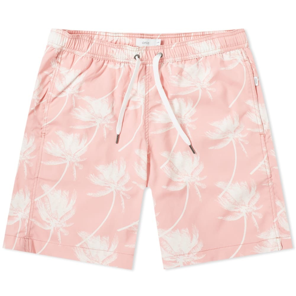 "Photo: Onia Charles 7"" Palm in Wind Swim Short"