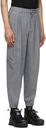 MCQ Grey Multipocket Trousers