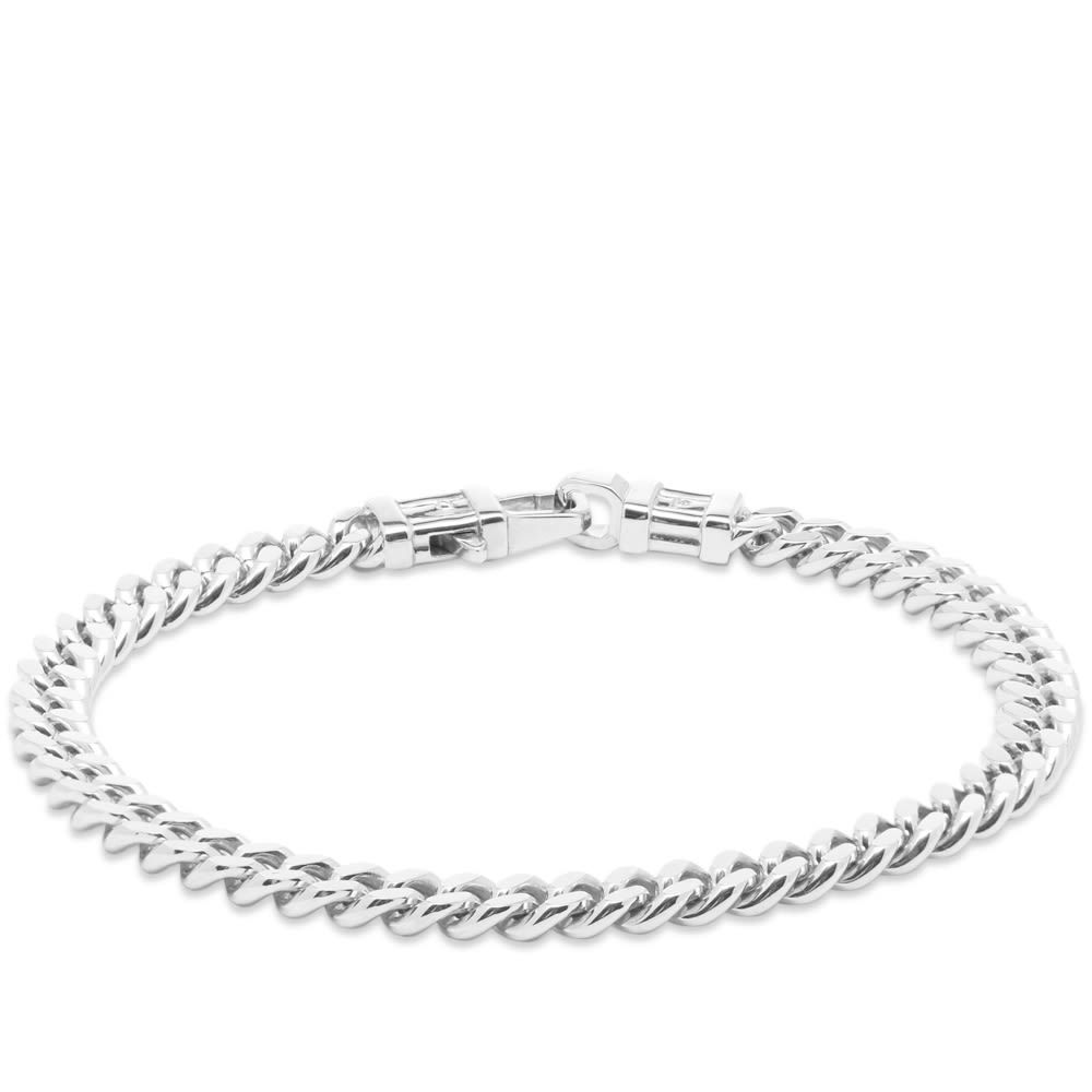 "Photo: Tom Wood 7"" Curb Bracelet L"