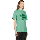 Martine Rose Green MTV T-Shirt