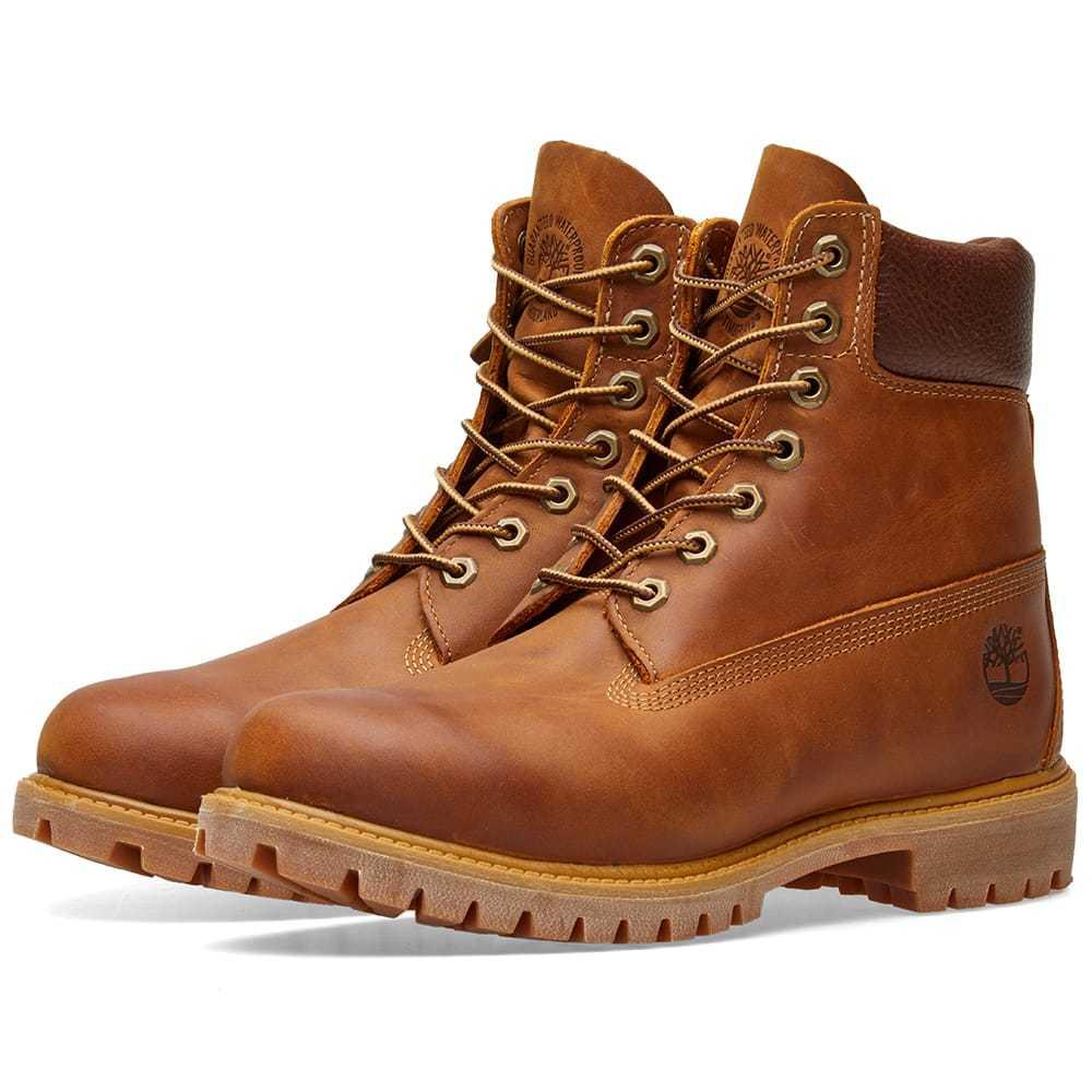 """Photo: Timberland Heritage 6"""" Premium Boot"""