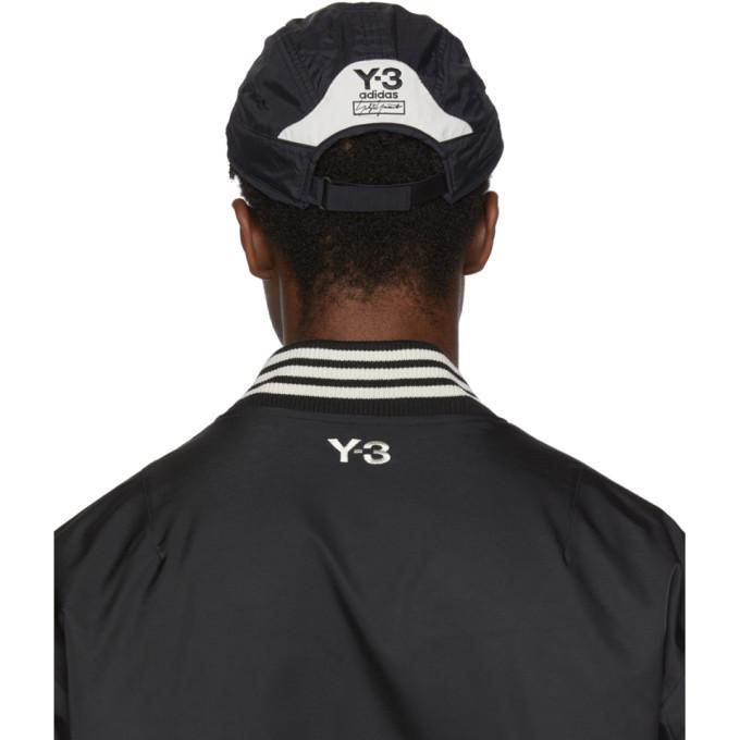 Y-3 Black Folda Cap