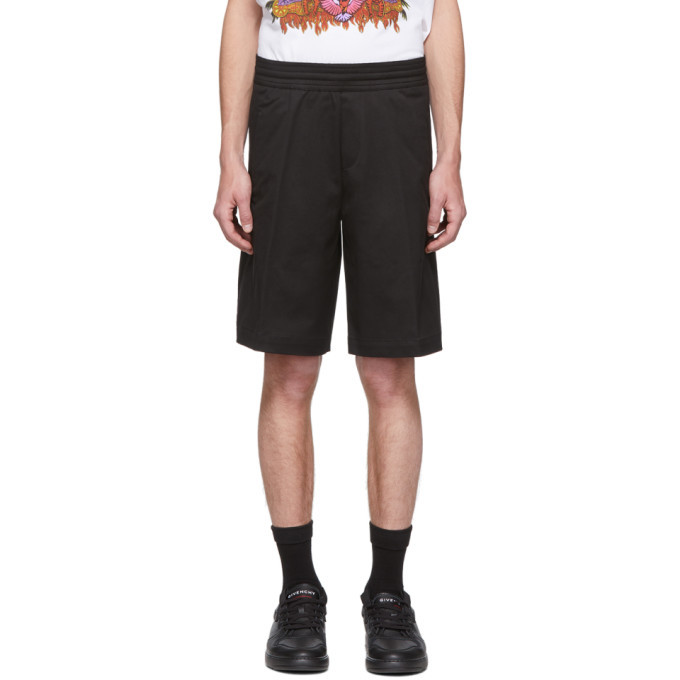 Photo: Neil Barrett Black Basketball Shorts