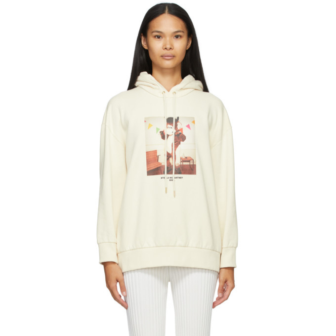 Stella McCartney Off-White Year Of The Ox Hoodie