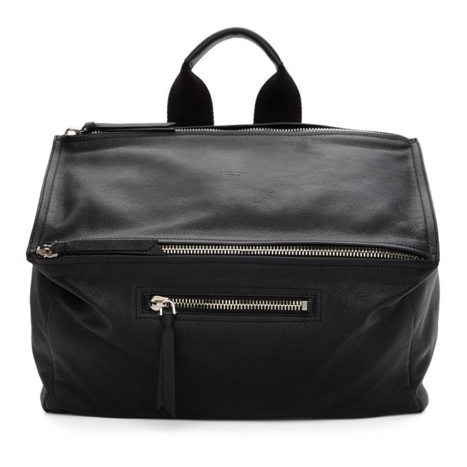 Photo: Givenchy Black Pandora Messenger Bag