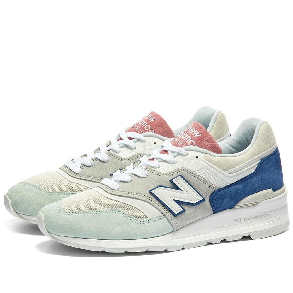 New Balance M997SOA - Made in the USA 'Less Is More'