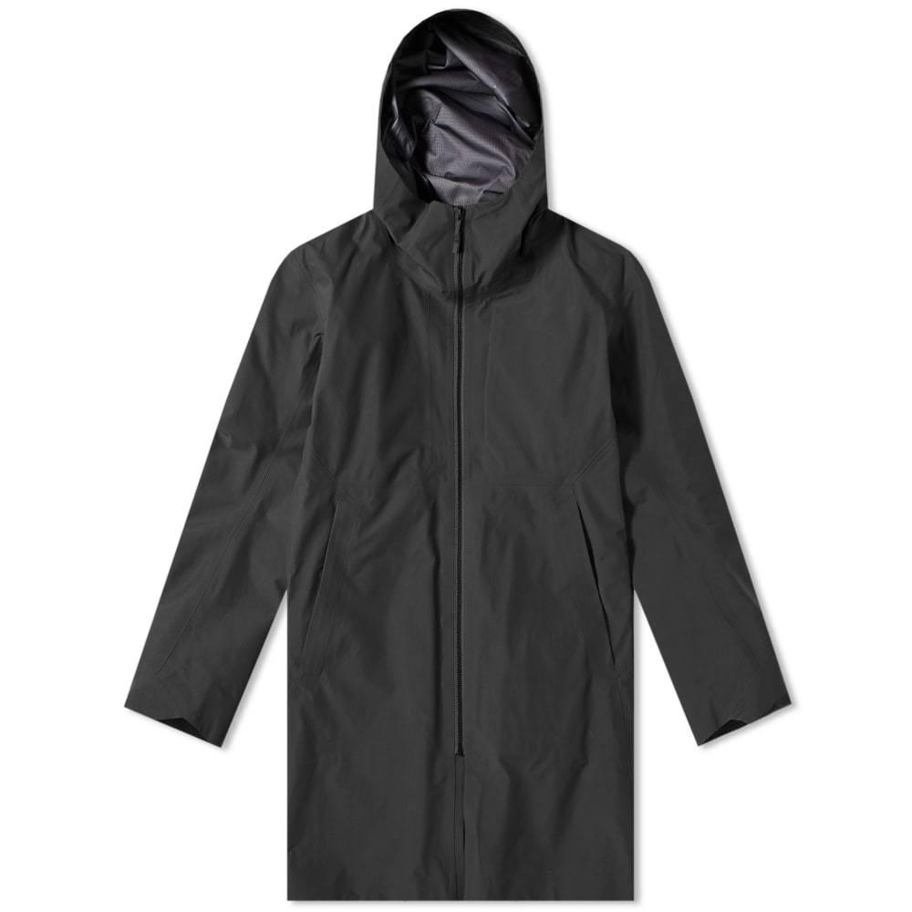 Arc'teryx Veilance Monitor Coat Black