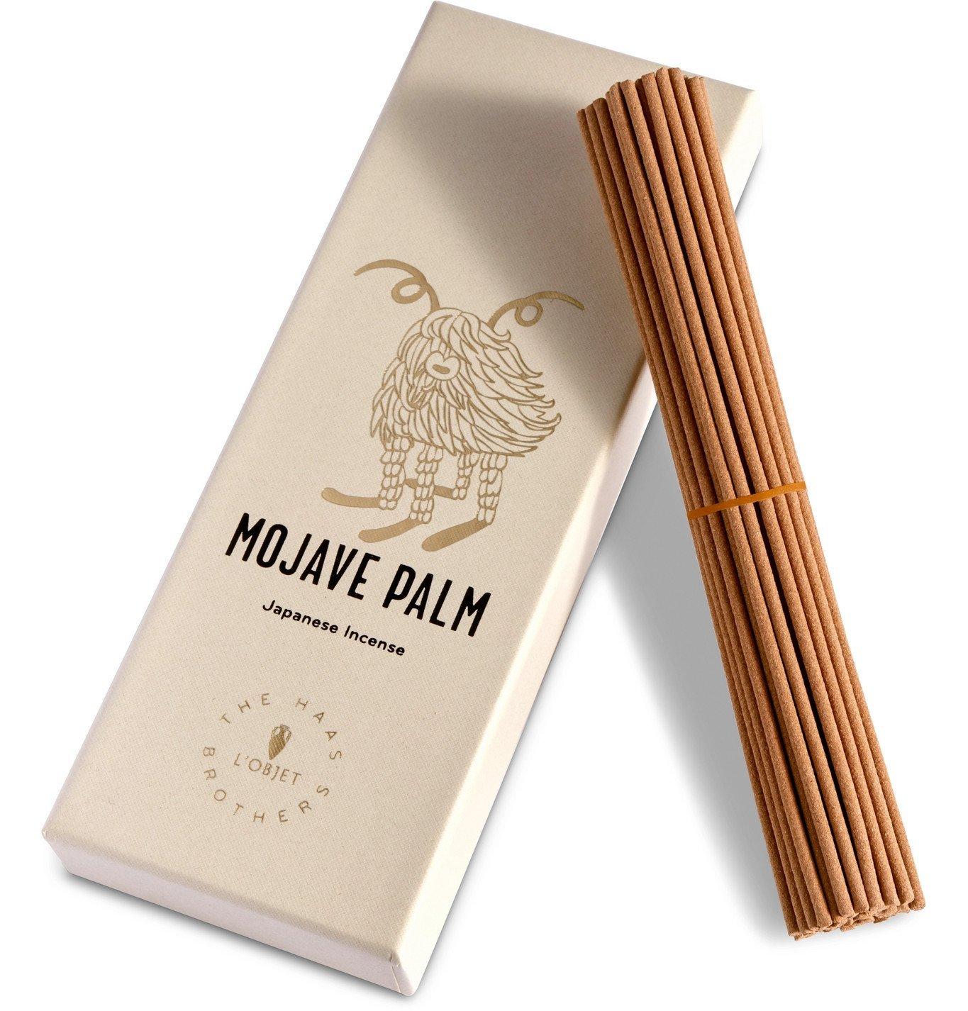 Photo: L'Objet - Haas Mojave Palm Incense Sticks - Colorless