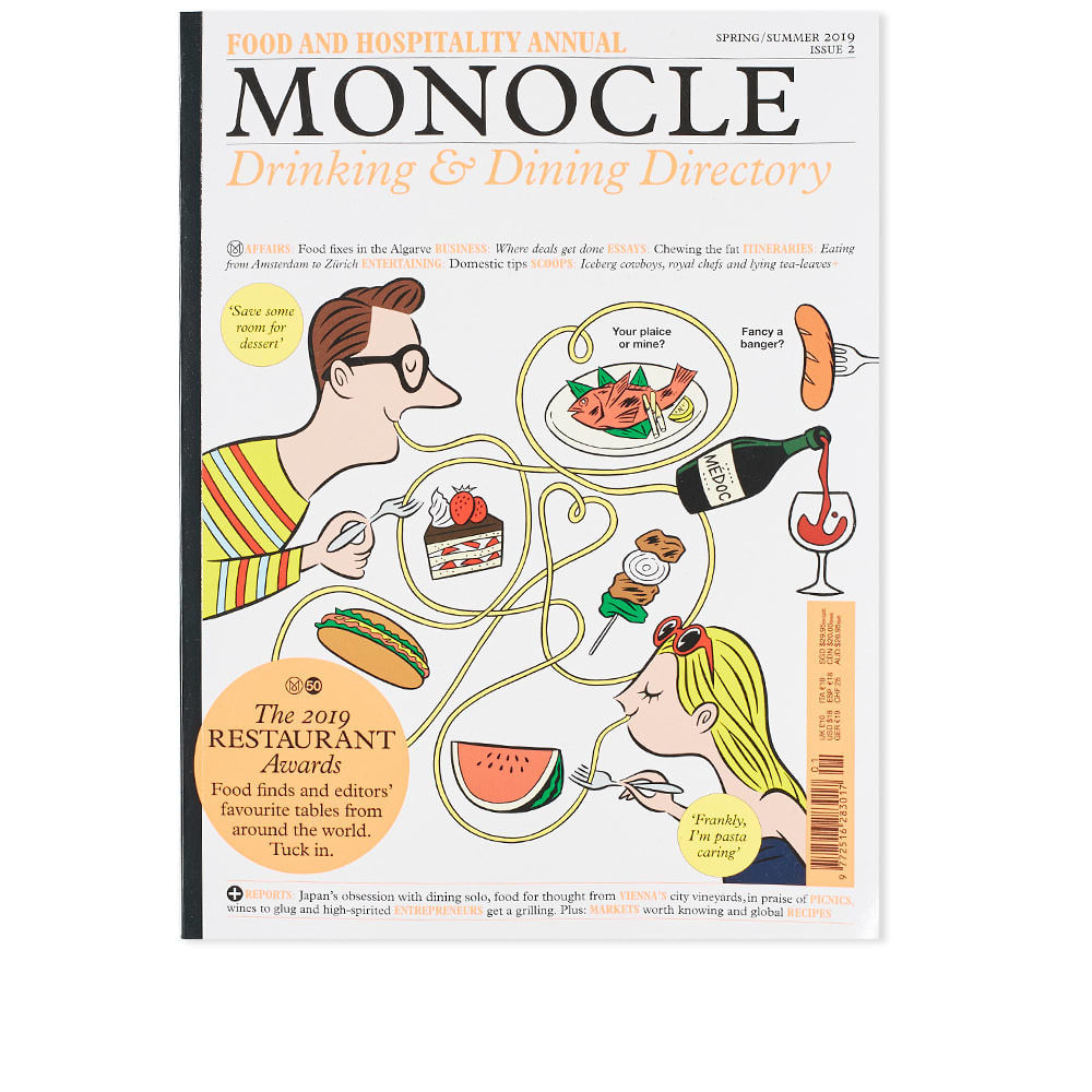 Photo: The Monocle Guide to Drinking and Dining