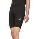 Asics Black 7 Sprinter Shorts
