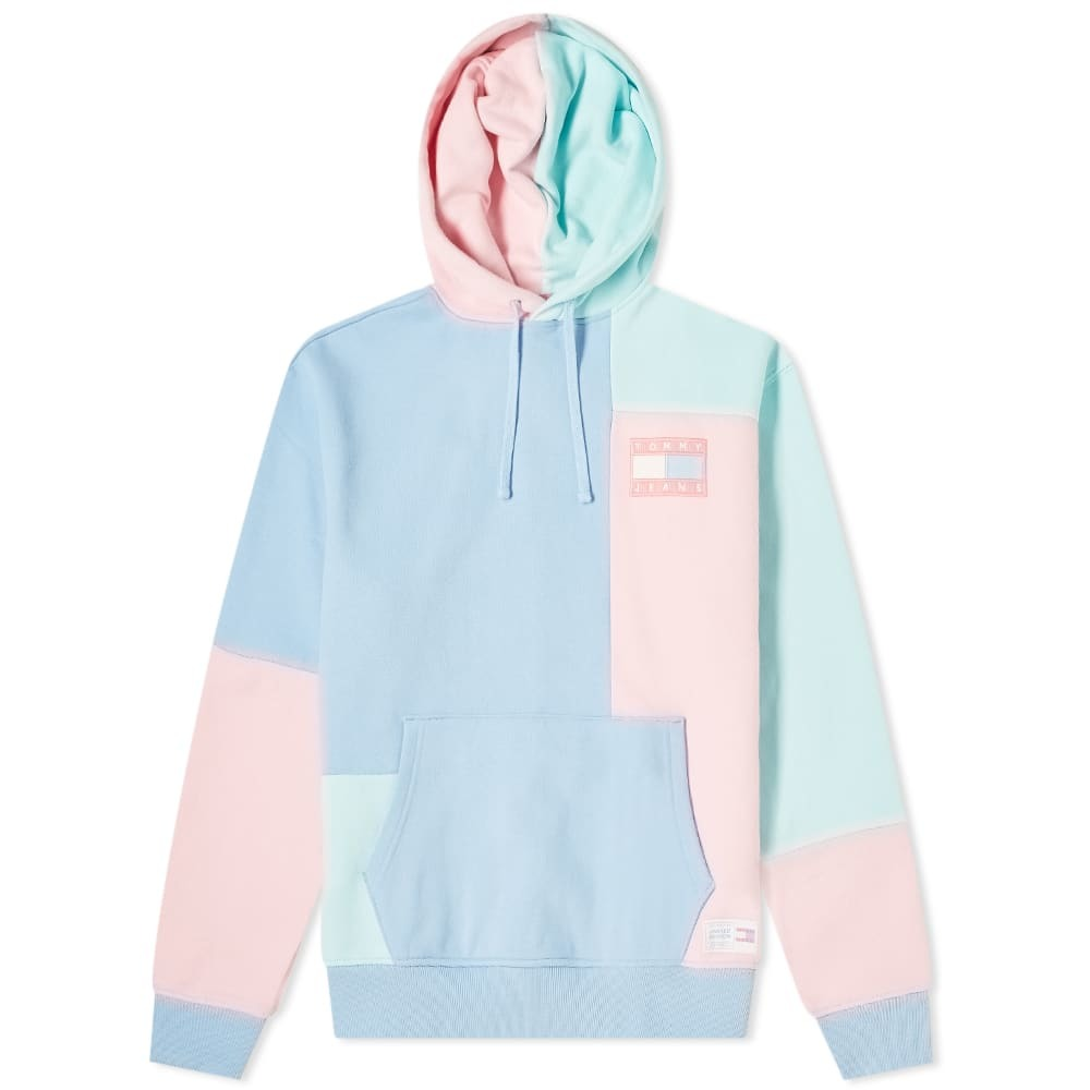 Tommy Jeans ABO TJM Color Block Hoody