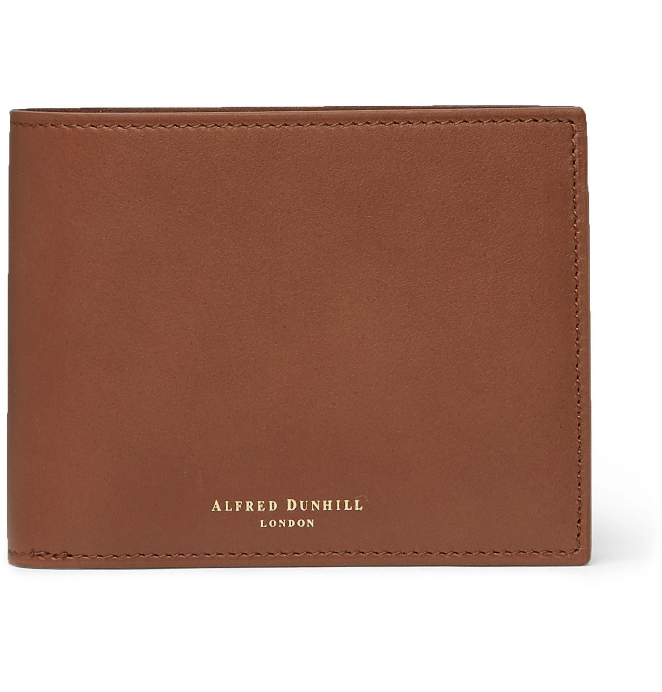 Photo: Dunhill - Duke Leather Billfold Wallet - Brown