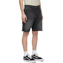 Ksubi Black Wolf Klash Shorts
