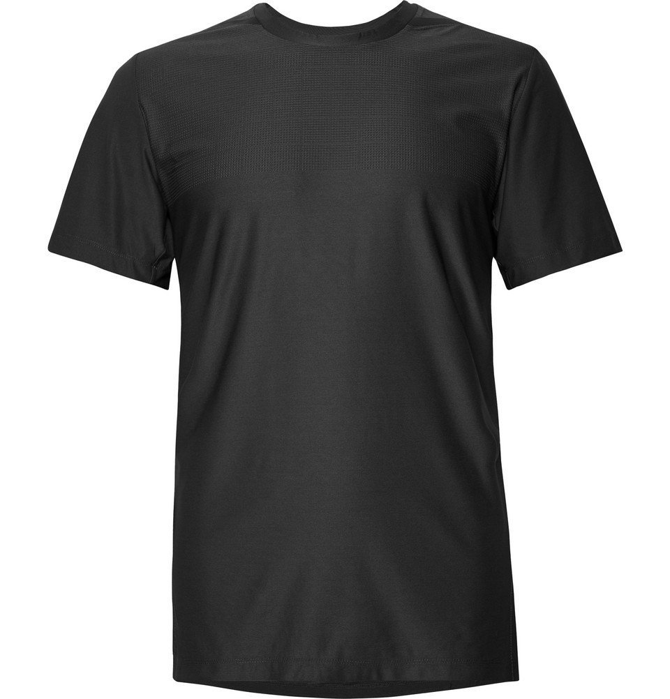 Photo: Nike Training - Tech Pack Perforated Dri-FIT T-Shirt - Black