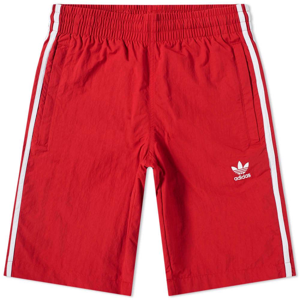 Photo: Adidas 3 Stripe Swim Short
