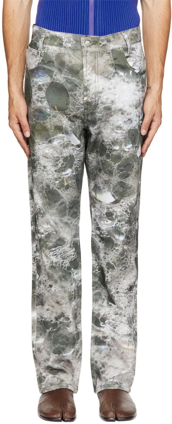 Photo: Serapis Grey Bubbles Jeans
