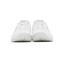 Asics White and Silver GEL-Game 7 Sneakers