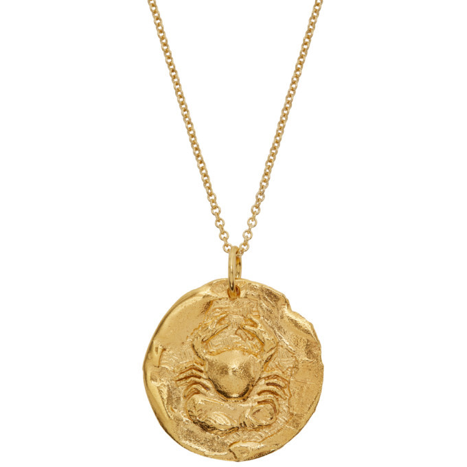 Alighieri Gold The Scattered Decade, Chapter I Necklace