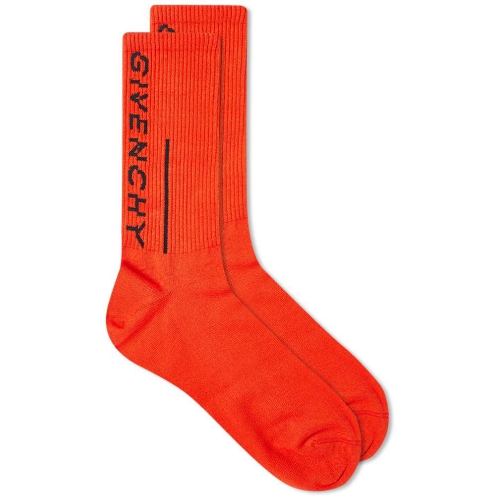 Photo: Givenchy Classic Logo Sock