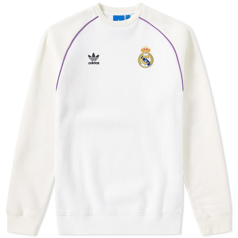 Adidas Real Madrid Crew Sweat