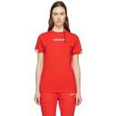 adidas Originals Red Coeeze T-Shirt
