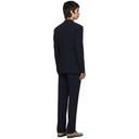 Giorgio Armani Navy Classic Napoli Suit