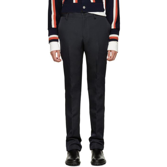 Sacai Navy Twill Trousers
