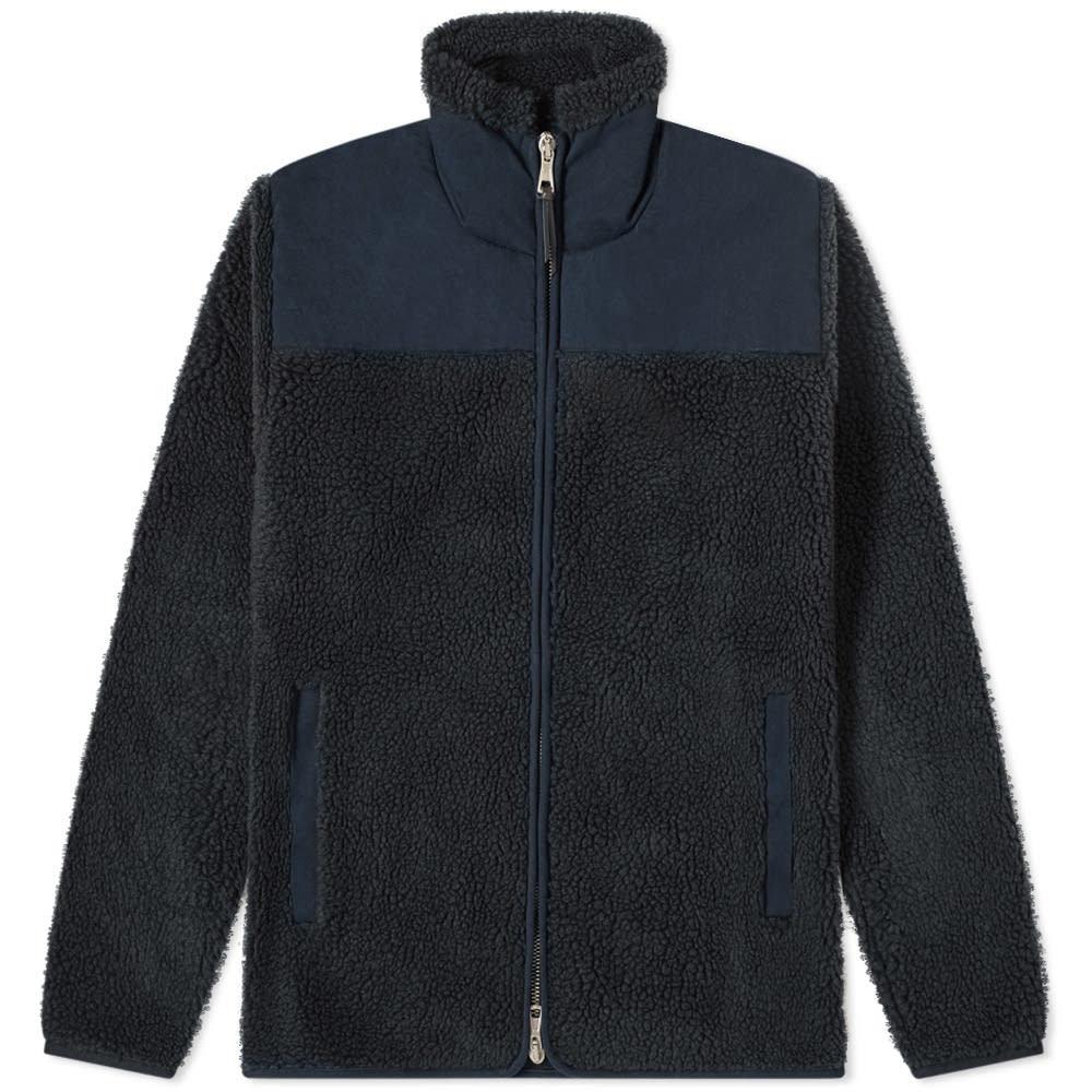 Photo: Albam Combat Fleece Jacket