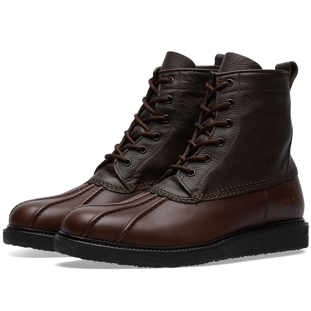 Common Projects Duck Boot