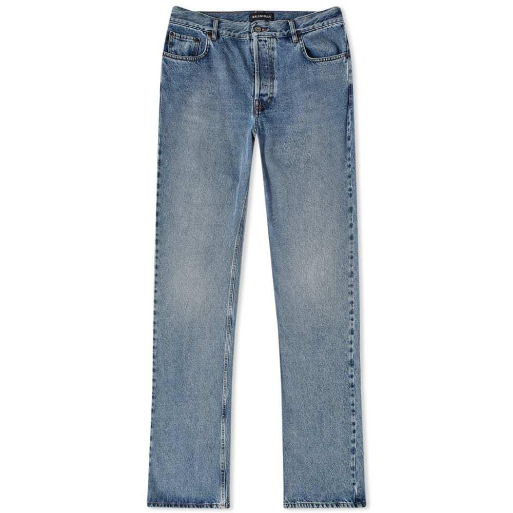 Photo: Balenciaga Vintage Boot Cut Jean