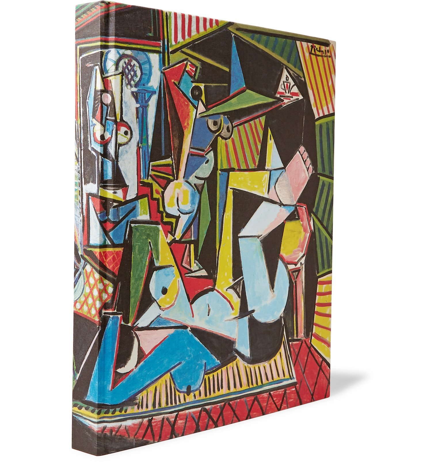 Photo: Assouline - Pablo Picasso: The Impossible Collection Hardcover Book - Brown