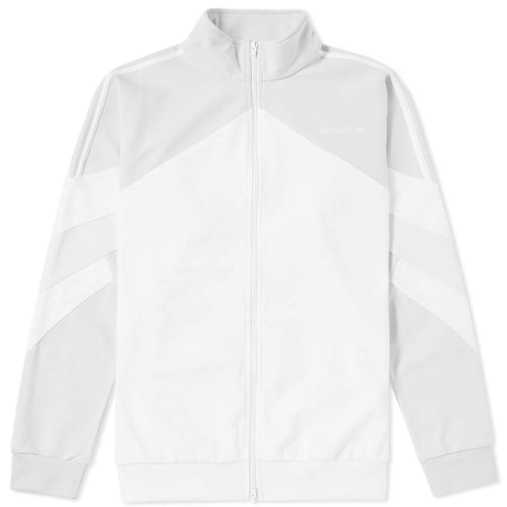 Adidas Palmeston Track Jacket White