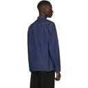 3.1 Phillip Lim Blue Band Collar Shirt