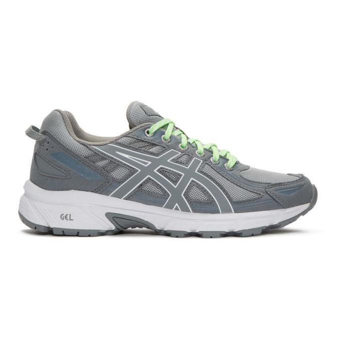 Photo: Harmony Grey Asics Edition Gel-Venture 6 Sneakers