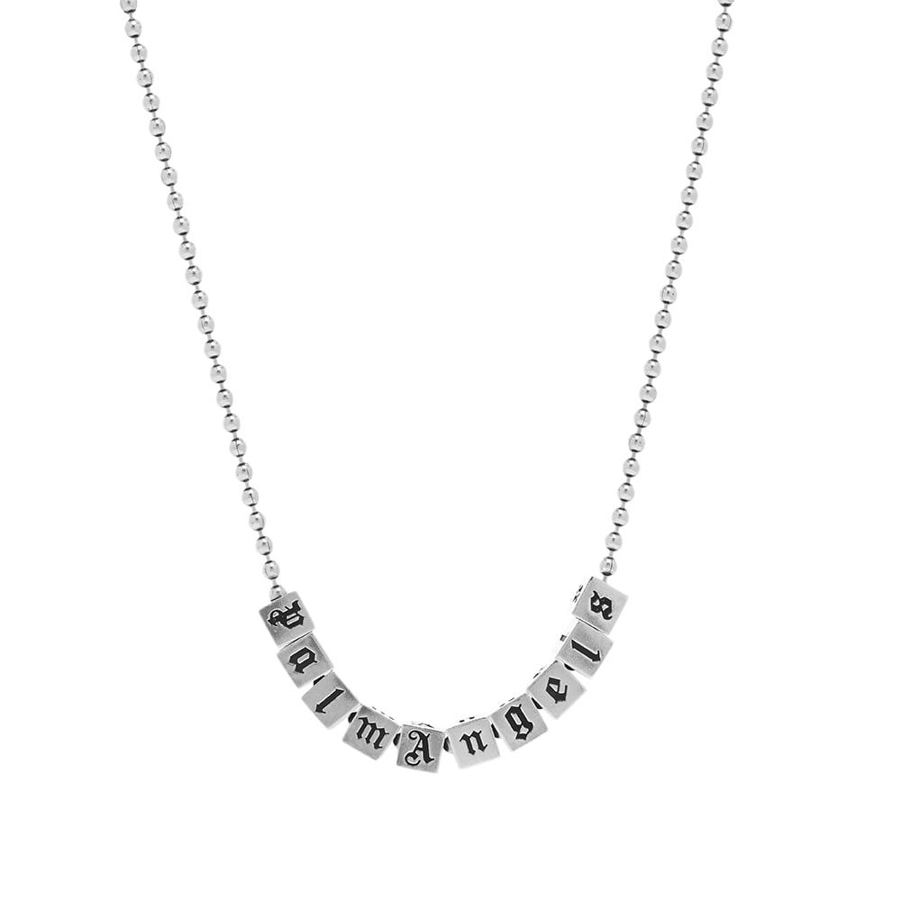 Photo: Palm Angels Dice Logo Necklace