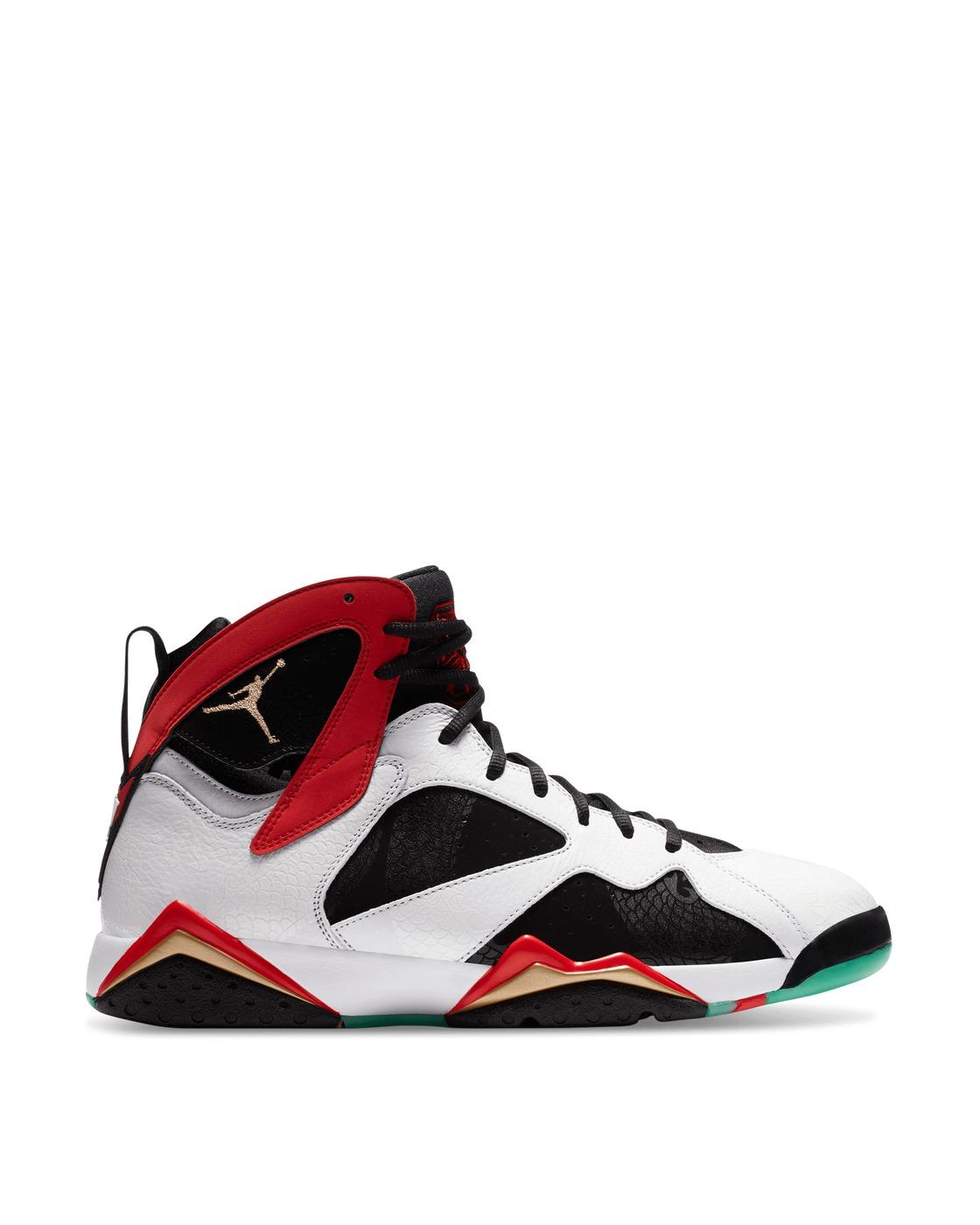Nike Jordan Air Jordan 7 Retro Gc Sneakers White/Chile Red Nike ...