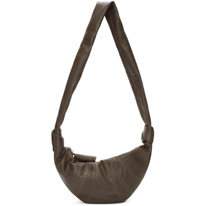 Lemaire Grey Small Bum Bag