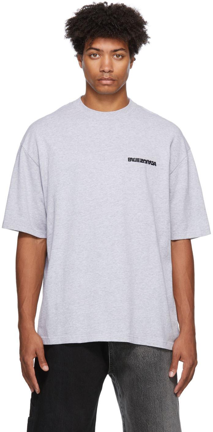 Photo: Balenciaga Turn Slit T-Shirt