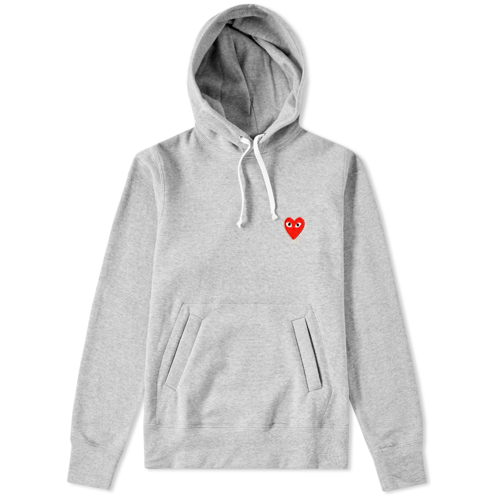 Photo: Comme des Garcons Play Women's Pullover Hoody