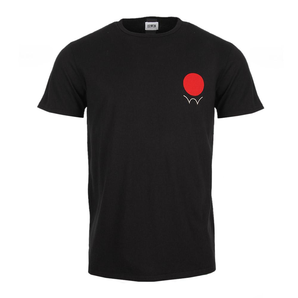 Photo: T-Shirt Red Dot TS - Black