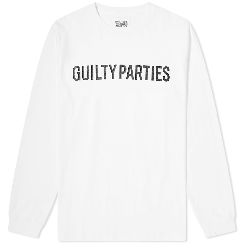 Photo: Wacko Maria Long Sleeve Guilty Parties Tee