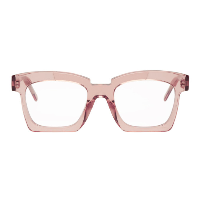 Photo: Kuboraum Pink K5 RC Glasses