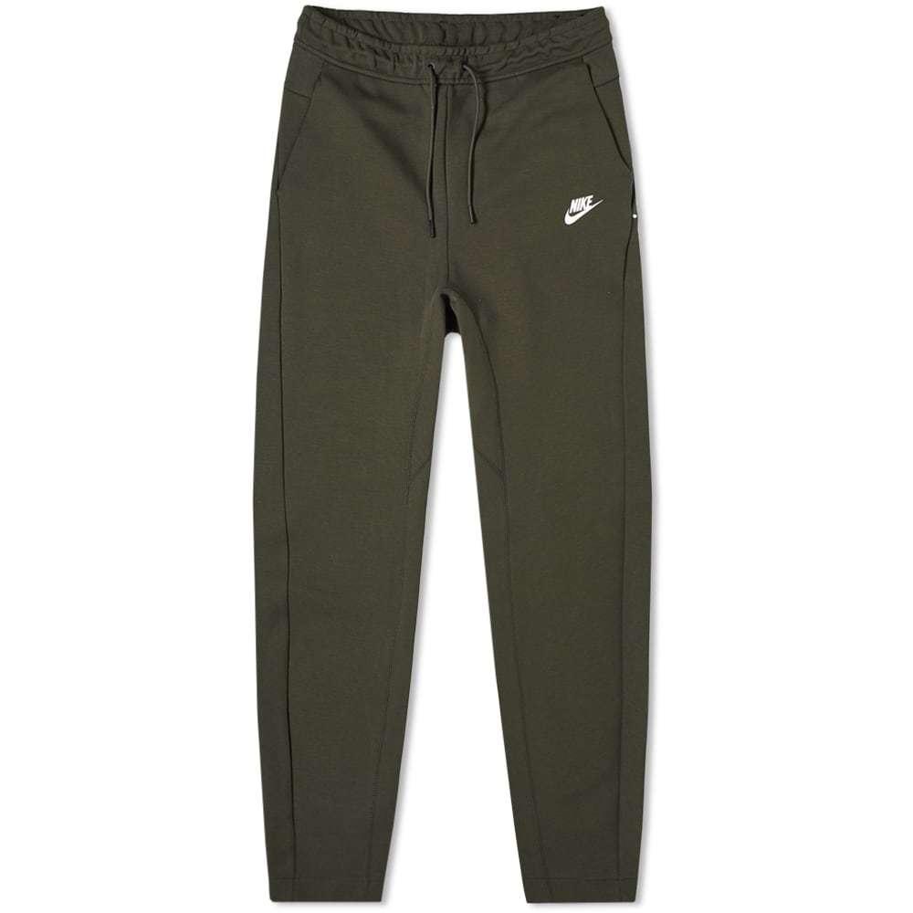 Nike Tech Fleece Pant Sequoia & White