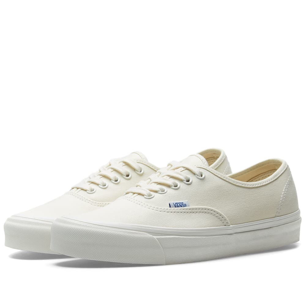 Vans Vault OG Authentic LX White Vans
