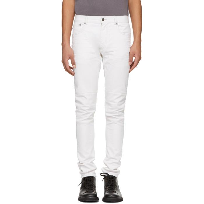 Belstaff Off-White Tattenhal Jeans